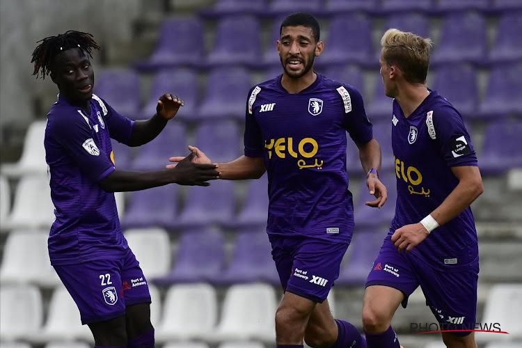 Maakt Tarik Tissoudali woensdag zijn debuut voor KAA Gent in de Croky Cup? Aanvaller zit meteen in de selectie