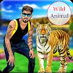 Wild Animal Photo Editor : Animal Photo Frames Icon