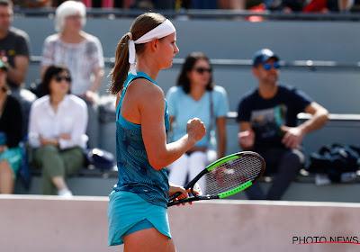 Greet Minnen verlaat de Australian Open met opgeheven hoofd