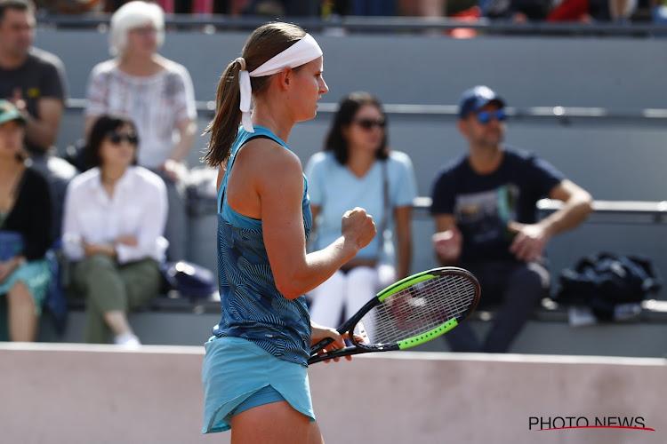 """Greet Minnen verlaat de Australian Open met opgeheven hoofd: """"Ik heb mijn plaats op dit niveau"""""""