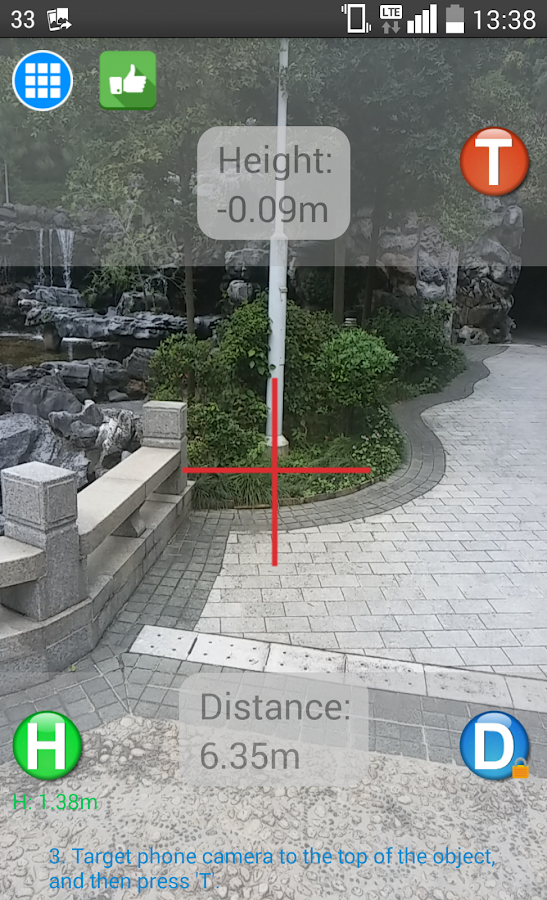 Distance Meter- screenshot