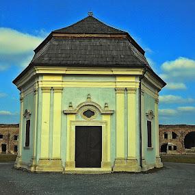 chapel by Bojan Dobrovodski - Buildings & Architecture Public & Historical ( chapel slavonski beod st.anne )
