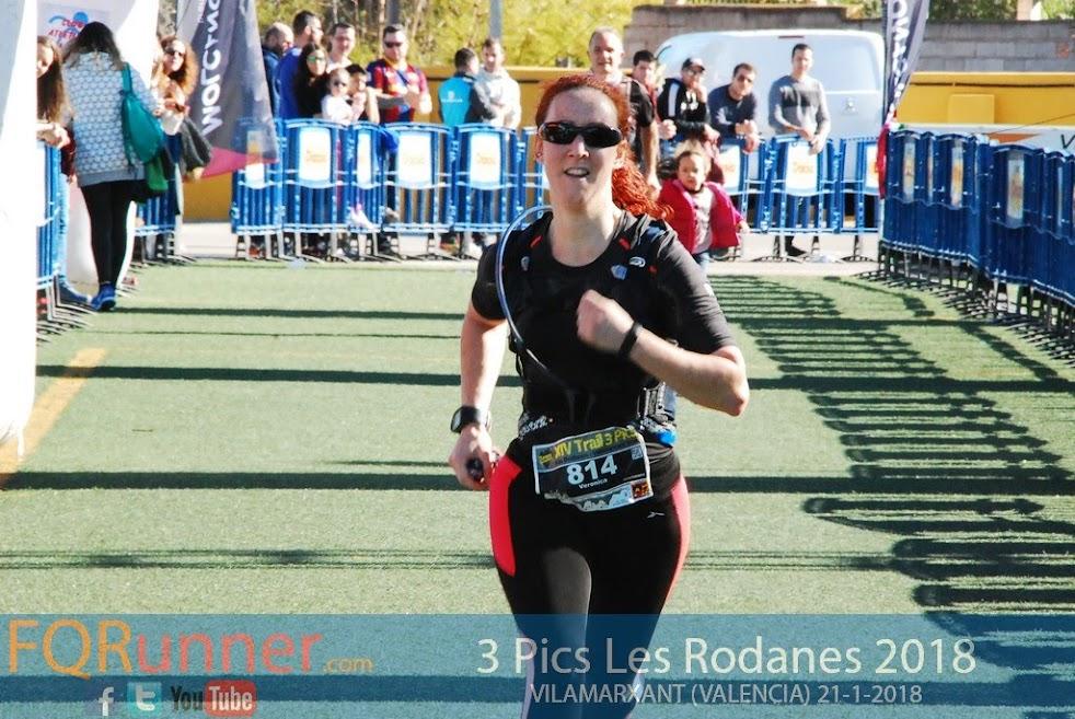 Trail 3 Pics Les Rodanes 2018