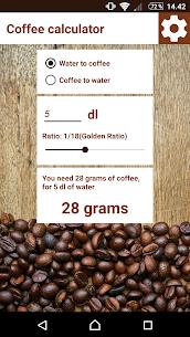 Coffee Calculator 1
