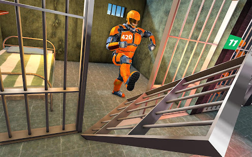 Download Robot Prison Escape For PC Windows and Mac apk screenshot 6