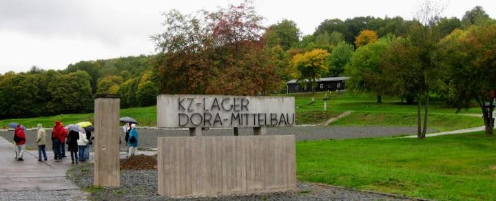 KZ-Gedenkstätte Dora-Mittelbau.