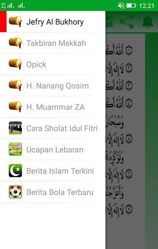 Takbiran Idul Fitri MP3 2018 screenshot