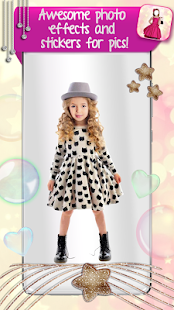Kids Clothes Photo Editor- screenshot thumbnail