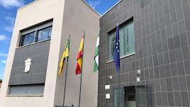 Edificio del Ayuntamiento de Tabernas.