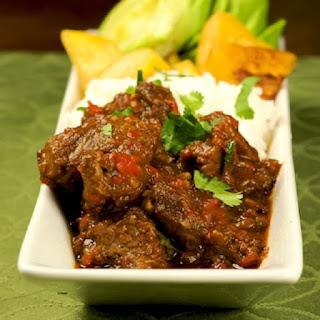 Pressure Cooker Tamarind Beef Stew Recipe