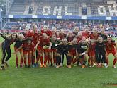 Les 25 Red Flames qui devront rapprocher la Belgique d'un premier Mondial historique