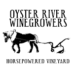 Logo for Oyster River Winegrowers