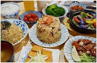 滷菩提蔬食料理(野菜豐)