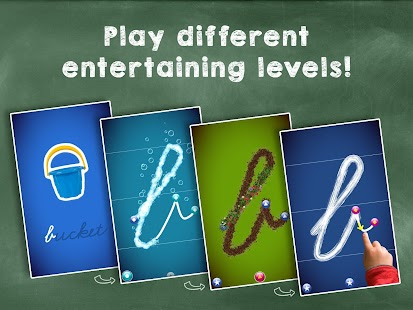 LetterSchool - Learn to Write! Screenshot