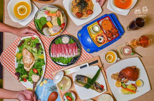 梨子咖啡館崇德店:台中北屯區美食-適合家庭聚餐的親子餐廳,溫馨裝潢風格可包場抓周、舉辦婚宴