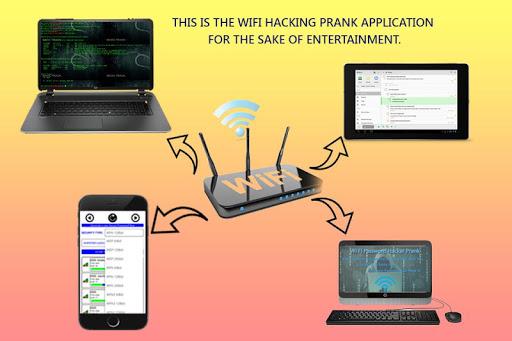 Download WiFi Hacker Password Prank on PC & Mac with AppKiwi