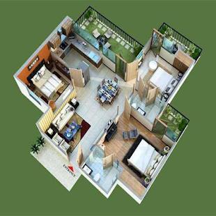 Modular Design Home 3D 2018 - náhled