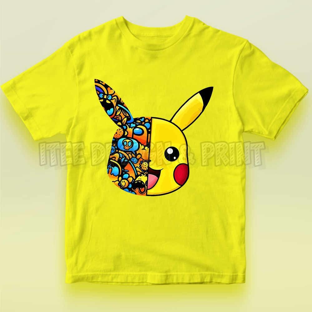 Pikachu Pokemon 6