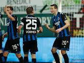 Club Brugge heeft even tijd nodig om op gang te komen, maar is dankzij strafschopdoelpunt Vanaken drie uitpunten rijker