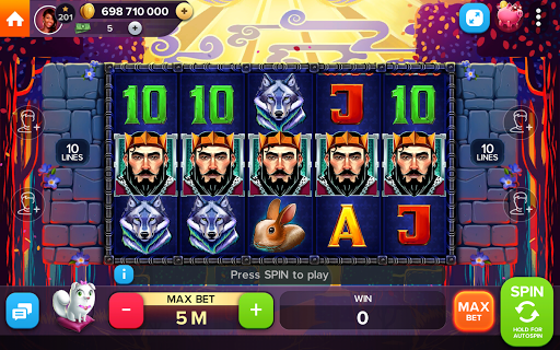 Stars Slots Casino - Vegas Slot Machines apkmr screenshots 23