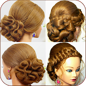Fashionable Girls Hair Styles