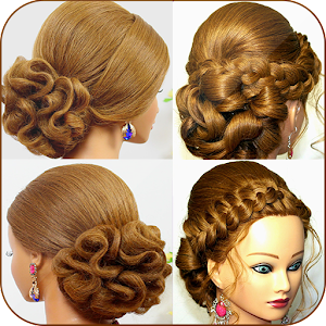 Fashionable Girls Hair Styles Android Apps On Google Play