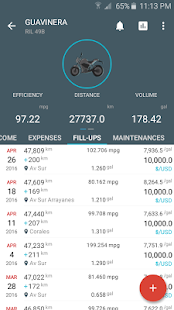 YeikCar - Car management- screenshot thumbnail