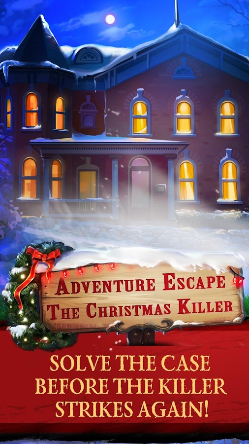Adventure Escape: Xmas Killer- screenshot