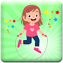 2D Jump Rope Games icon