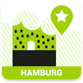 Hamburg Travel Guide - City map, top Highlights