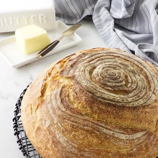 Easy Sourdough Bread Recipe.