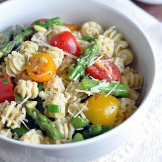 Italian Summer Pasta Salad.