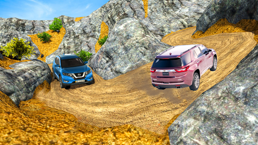Offroad Driving 3D : SUV Land Cruiser Prado Jeep 1.0.0 screenshots 2