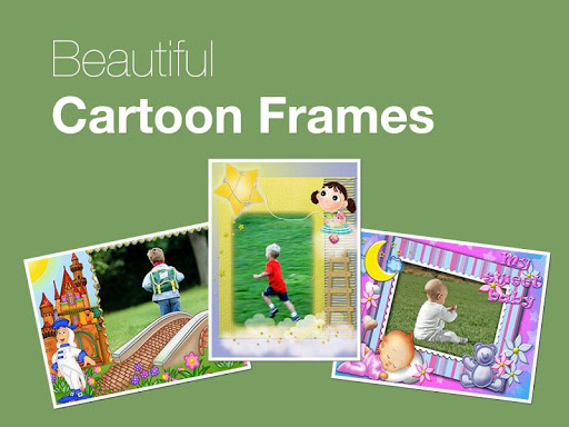 Best Cartoon Photo Frames
