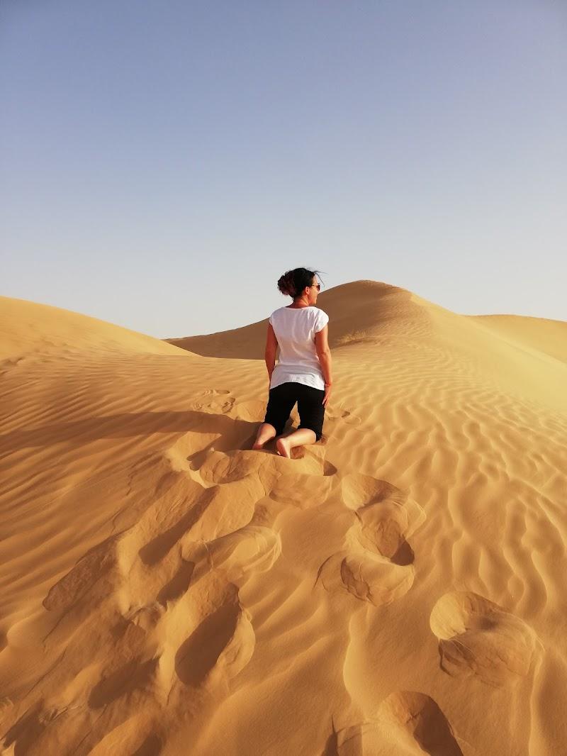 Viaggio nel deserto  di Lulu77