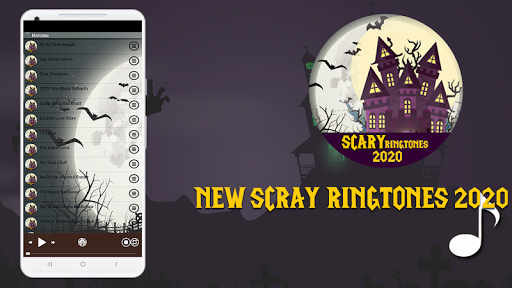 Scary Ringtones & Sounds 2020 &  Ghost mp3 ☠ 3.1 screenshots 3