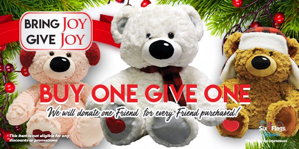 Holiday Bear Toy Drive