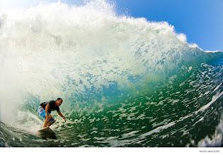Photo: Sean Moody, Puerto Escondido. Photo: Noyle/SPL #surferphotos