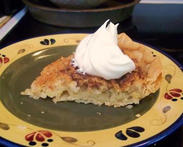 Beatlenut Pie Recipe