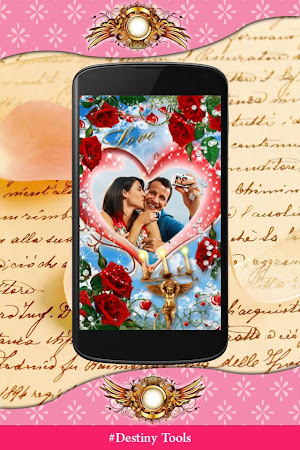 Valentine Day Photo Frame 2016 1.4 screenshot 521127