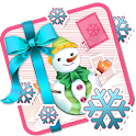 Greeting Cards Winter Snow icon