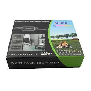 Incarcator universal 12V/24V 120W pentru laptop, masina sau casa