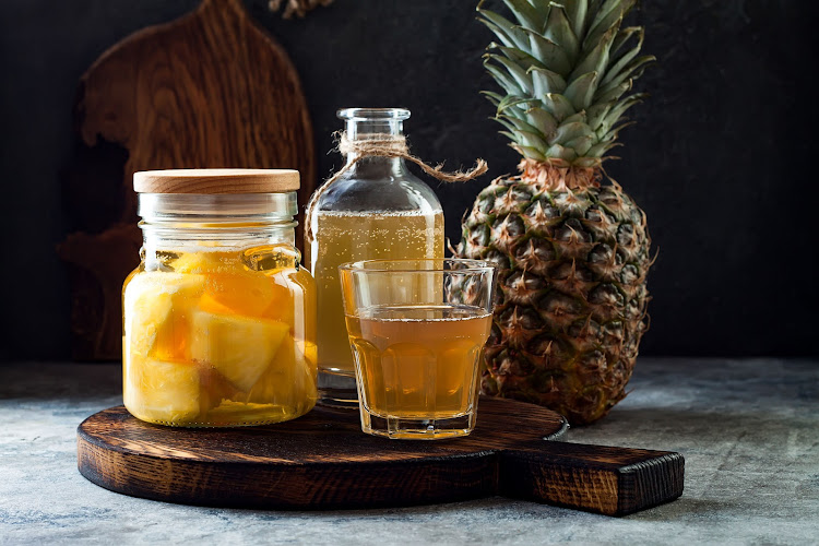 How to easily brew your own beer using pineapple, ginger or sorghum