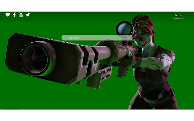 Ghoul Trooper Hd Wallpapers Fortnite Skin