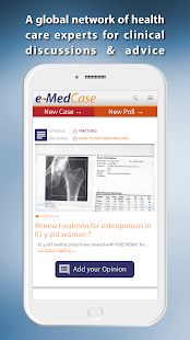 E-MedCase - Medical Cases - náhled