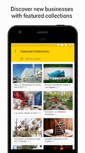YP - The Real Yellow Pages- screenshot thumbnail