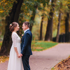 Wedding photographer Pavel Smirnov (sadvillain). Photo of 13.12.2017