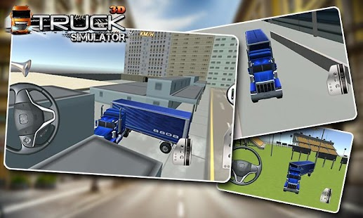 simulateur de camion jeu 3d 2016 apk 1 1 jeux de simulation gratuit pour android. Black Bedroom Furniture Sets. Home Design Ideas