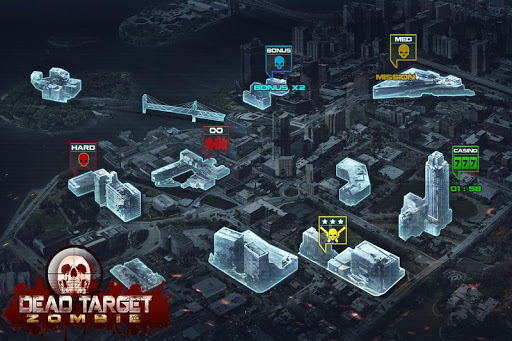 DEAD TARGET: Zombie Shooting screenshots 21