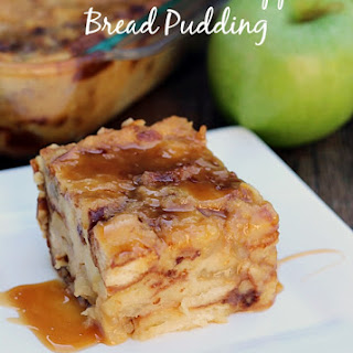 Apple Pie Bread Pudding Recipes